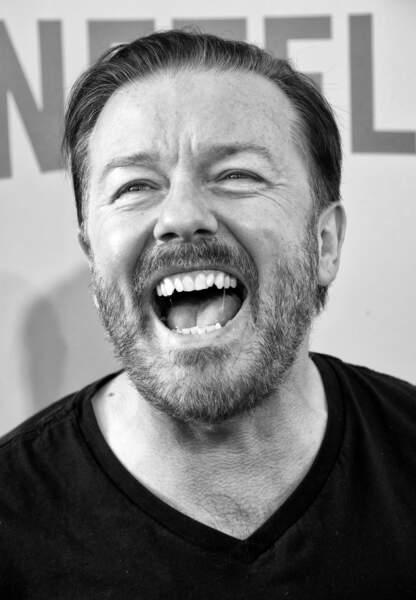 Ricky Gervais s'en chargera aux Etats-Unis