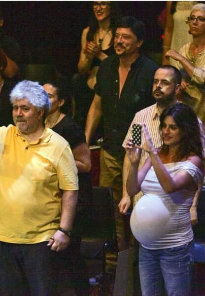Pedro Almodovar et Penelope Cruz