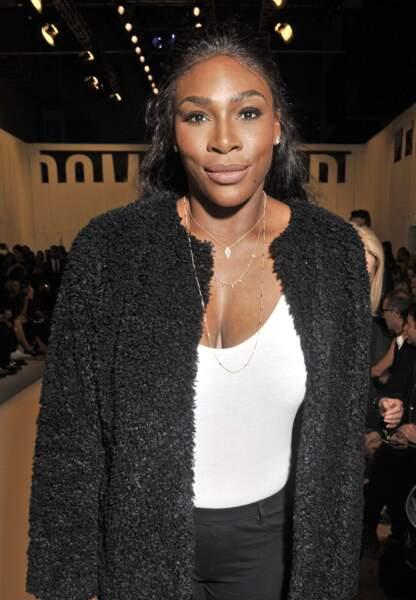 Serena Williams chez Fendi