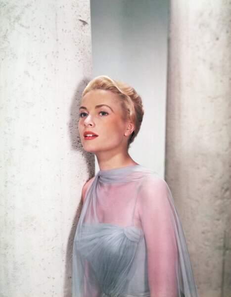 """Grace Kelly en 1955 dans le film """"La Main au Collet"""""""