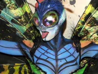 Heidi Klum, Mel B, Adrian Brody : Une créativité sans bornes pour Halloween