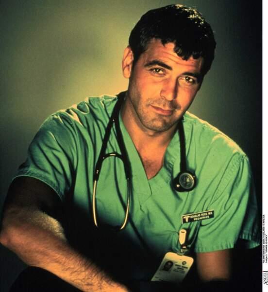 George Clooney, la star d'Urgences a connu le succès sur le tard, et ne le lâche plus