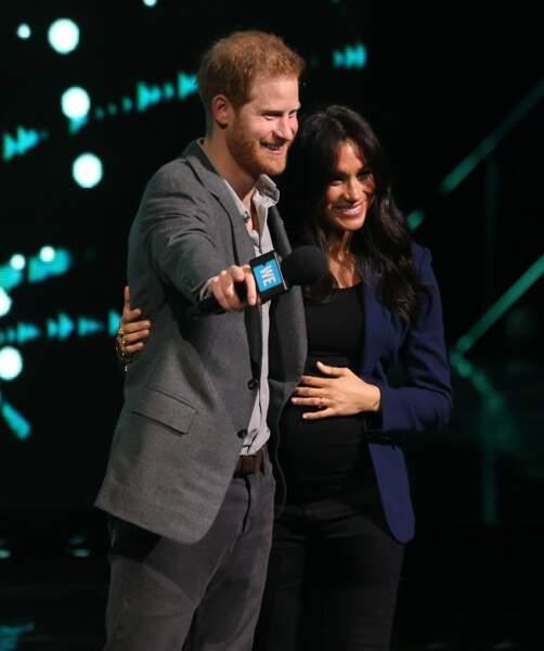 Le collier de Meghan Markle lui a été offert lors de sa baby shower à New York