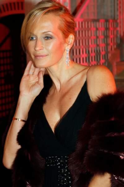 2010   : cette année-là, elle donnera naissance à Giuliano, son fils