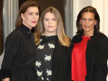 PHOTO – Caroline, Stéphanie de Monaco et sa fille Camille Gottlieb réunies pour rendre hommage à la princesse Grace de Monaco