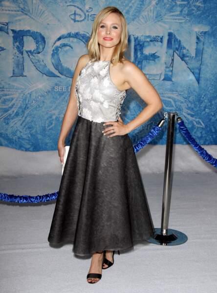 Kristen Bell dans Frozen