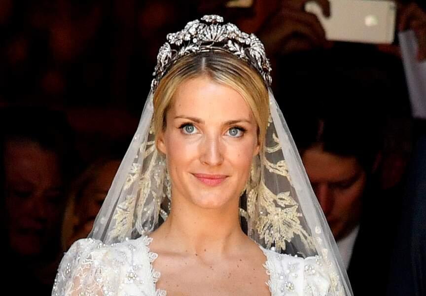 Trait de liner noir pour Ekaterina Malysheva mariée au Prince Ernst junior de Hanovre