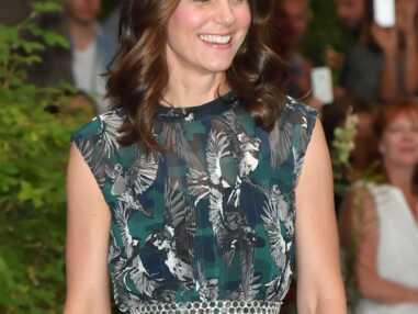 Kate Middleton : un twist dans son look