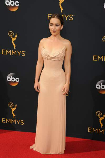 68e cérémonie des Emmy Awards - Emilia Clarke
