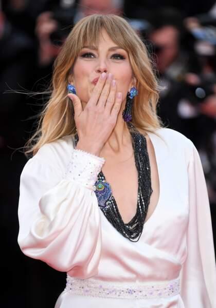 Petra Nemcova était aux côtés d'Alessandra Ambrosio.