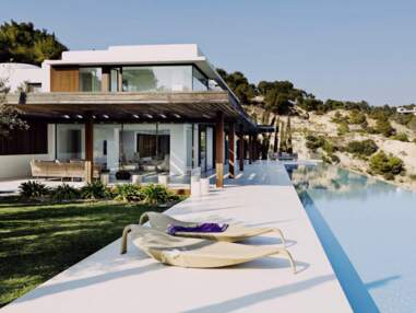 PHOTOS - Découvrez les clichés de la villa de Meghan Markle et Harry à Ibiza