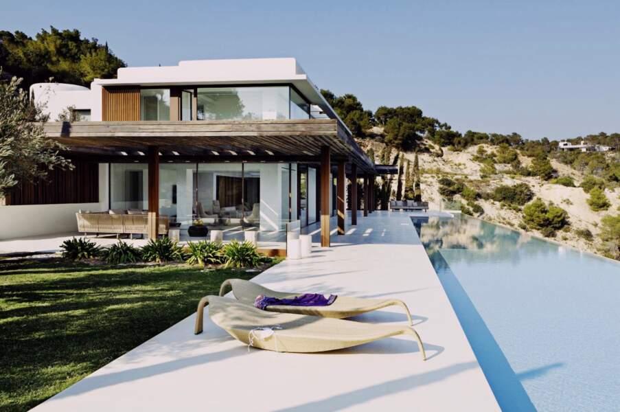 Pendant six jours, Meghan Markle et le prince Harry ont loué une somptueuse villa à Ibiza