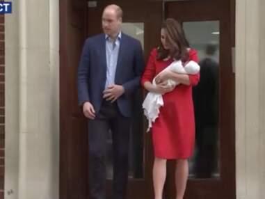PHOTOS - Royal Baby 3 : découvrez le visage du bébé de Kate Middleton et William