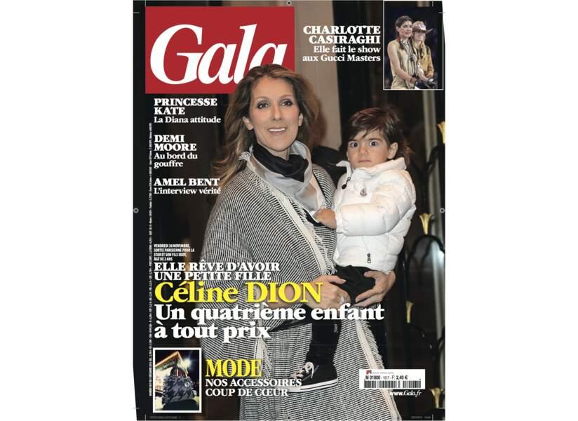 Céline Dion, un quatrième enfant à tout prix !