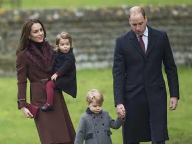 Kate, William et les enfants passent les fêtes chez les Middleton