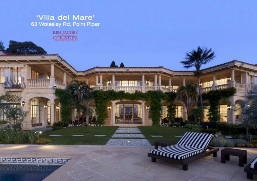 La villa del mare ressemble énormément à la maison dans laquelle Meghan Markle et Harry vivront en Australie