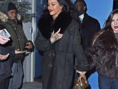 Copié-collé de star – Rihanna