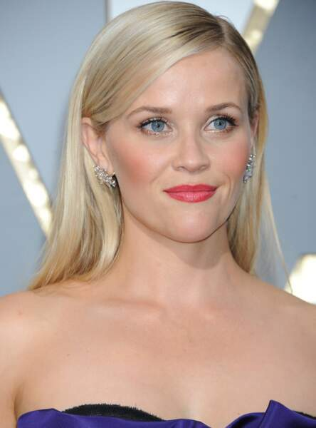 Le make up lumineux de Reese Witherspoon