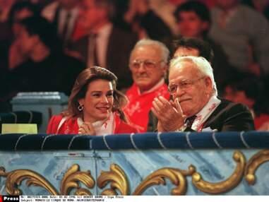 Princesse Stéphanie et le festival du cirque à Monaco