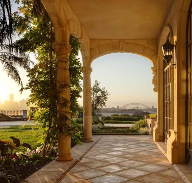 La demeure de Meghan Markle et du prince Harry en Australie offre une magnifique vue