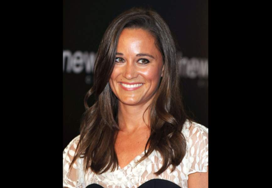 Pippa Middleton, ou le secret d'un beauty look casual mais couture