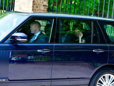 Harry et Meghan Markle tout sourires pour leur dernière apparition avant le mariage