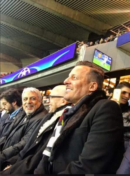 Enrico Macias et Jean-Roch