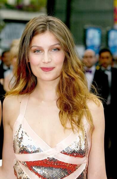 Laetitia Casta à Cannes en 2004