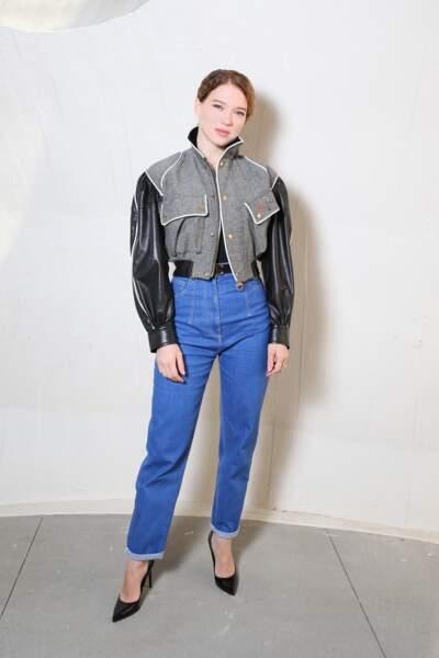 Léa Seydoux toujours au rendez-vous pour Louis Vuitton