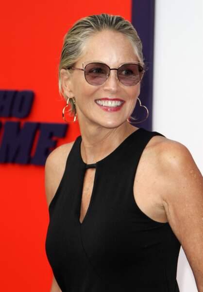Sharon Stone, toujours aussi rock à 60 ans !