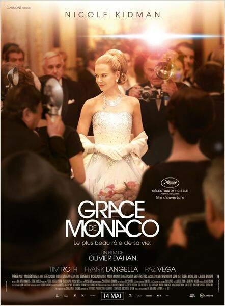 Grace de Monaco d'Olivier Dahan en 2014