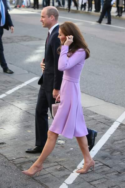 Kate Middleton et le prince William, plus complices que jamais