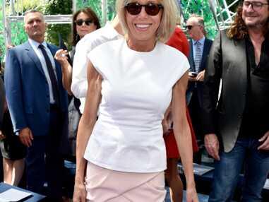 PHOTOS - Brigitte Macron et son style en 15 photos
