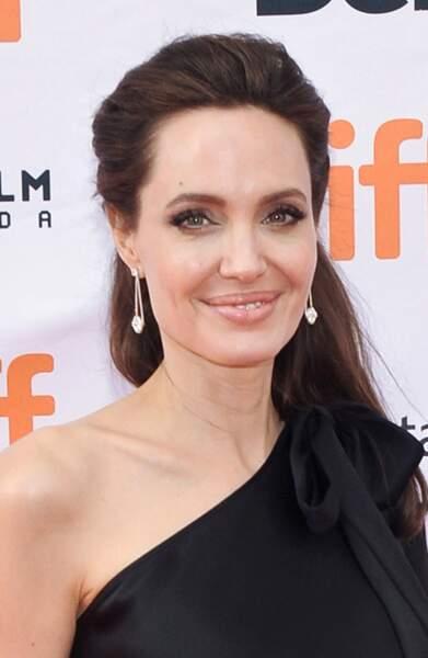 Angelina Jolie, sublime