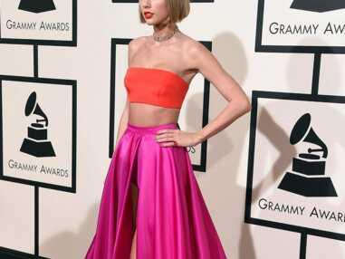 Le tapis rouge des Grammys