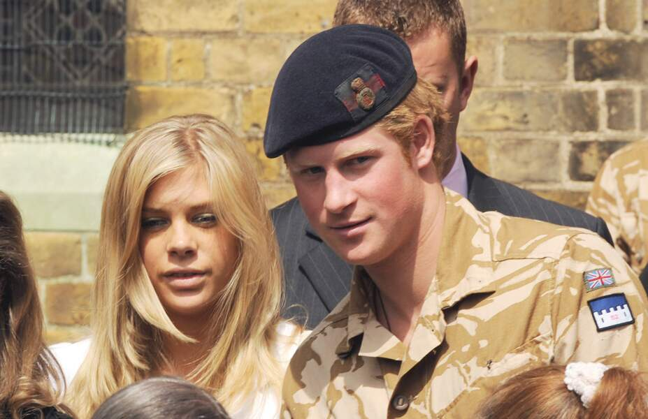 Prince Harry et Chelsy Davy