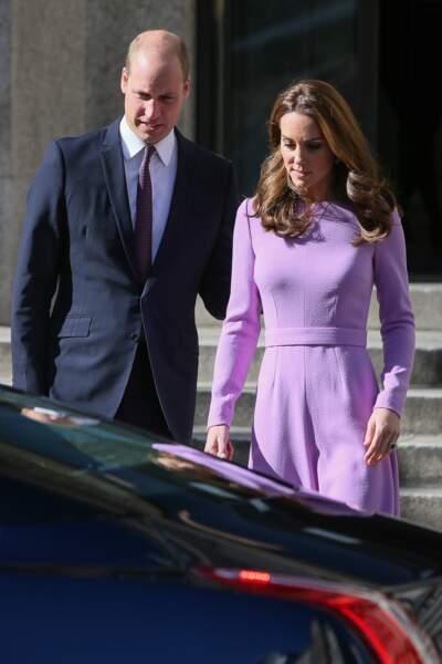 Kate et William, un couple assorti
