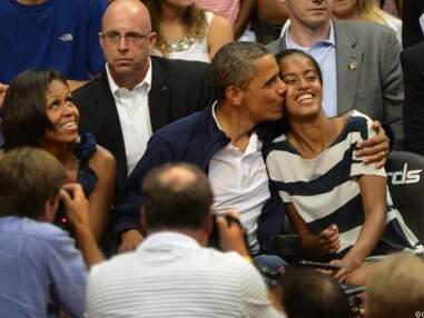 Barack Obama, super papa