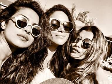 Photos - Meghan Markle et Priyanka Chopra, Jennifer Aniston et Courtney Cox : ces stars devenues meilleures amies