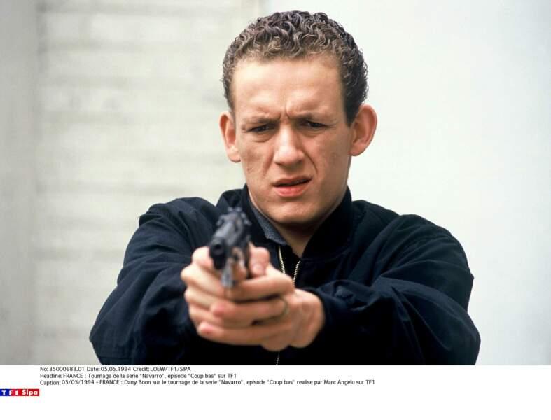 En 1995 dans la série Navarro