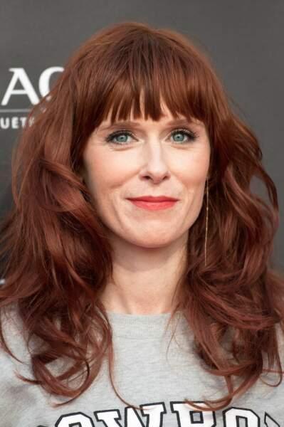 Audrey Fleurot, prête pour la nouvelle enquête d'Engrenages (Canal +)