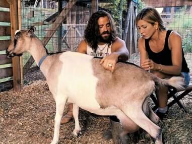 Diaporama- Jennifer Aniston et Justin Theroux: retour en images sur leur love-story
