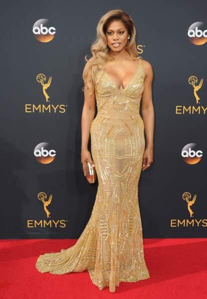68e cérémonie des Emmy Awards - Laverne Cox