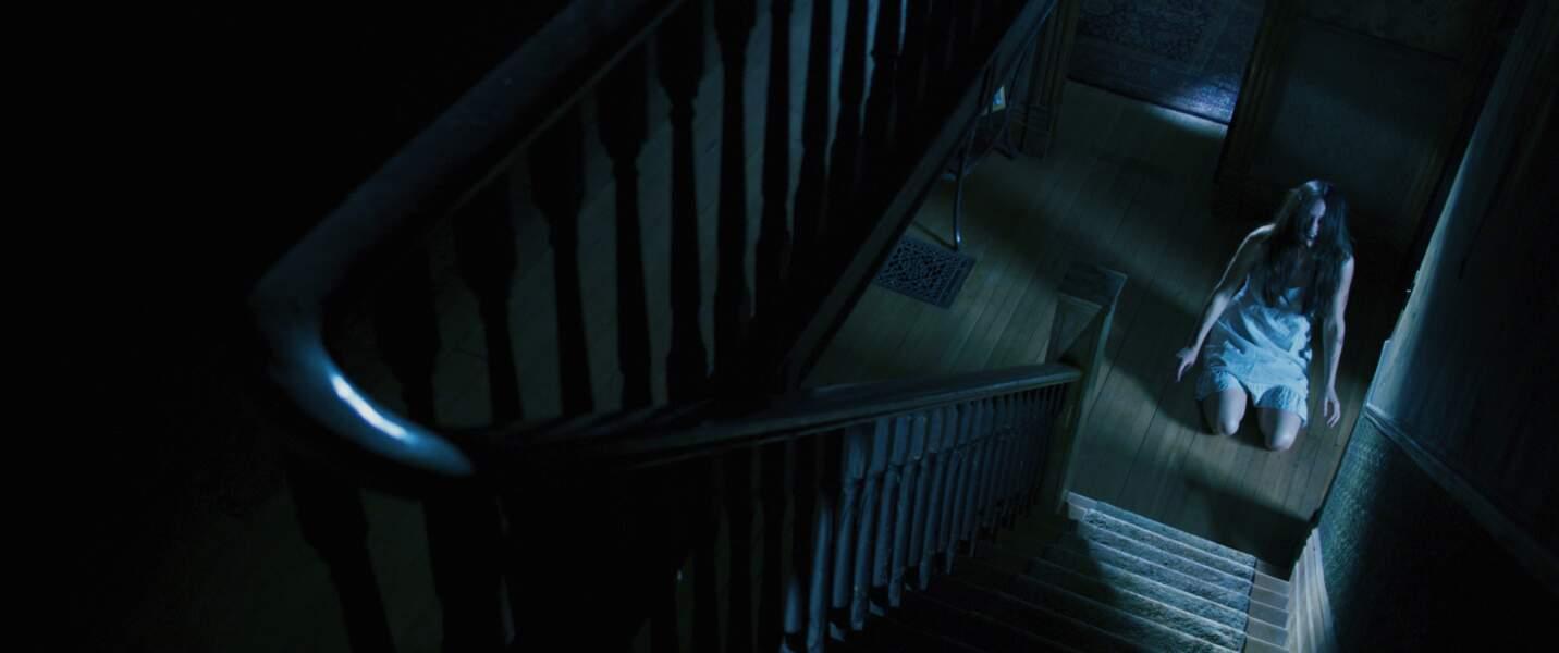 C'est une vraie maison, perdue au fin fond du Canada, que Pascal Laugier a choisi comme décor principal de son film