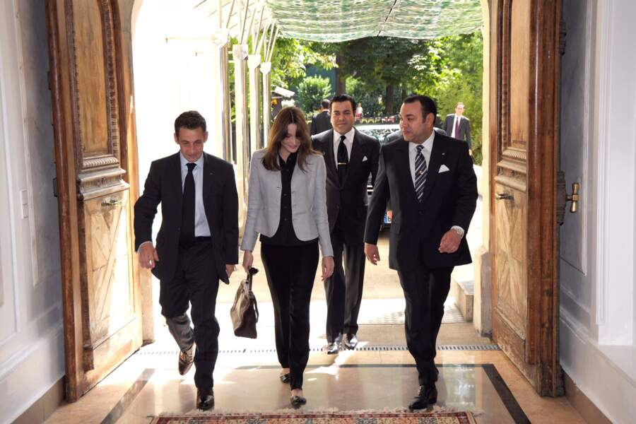Carla Bruni-Sarkozy 2008