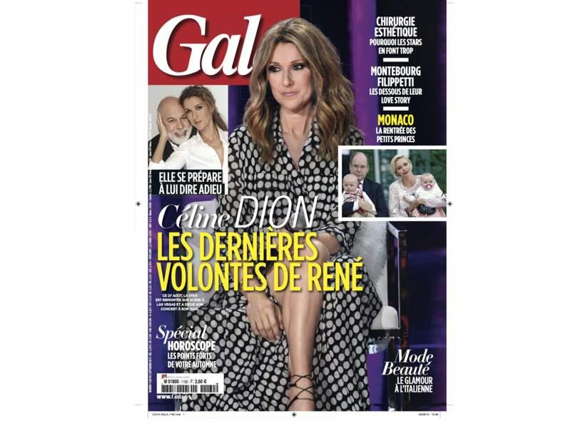 Céline Dion, les dernières volontés de René