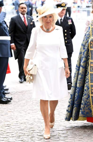 Centenaire de la Royal Air Force : Camilla Parker-Bowles