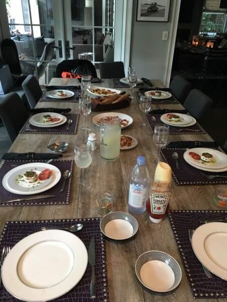 La maison de Johnny et Laeticia Hallyday à Los Angeles est très familiale