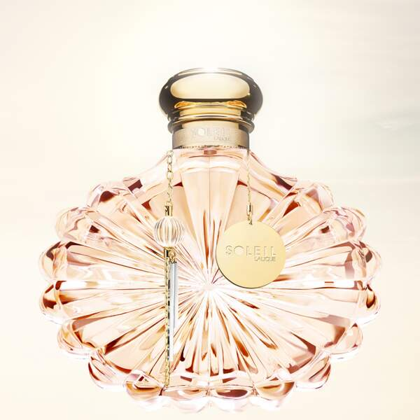 eau de parfum Soleil, Lalique, 50 ml, 87 €