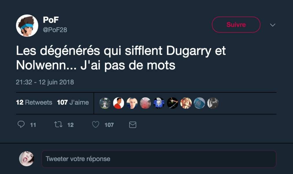 Nolwenn Leroy sifflée pendant le match des Bleus 98 :  les twittos choqués